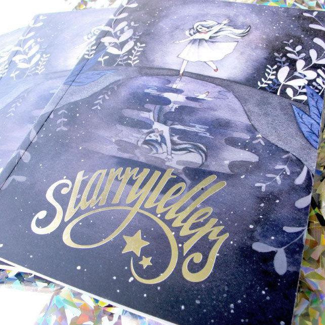 STARRYTELLERS Comics Anthology Book