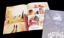 Load image into Gallery viewer, STARRYTELLERS Comics Anthology Book