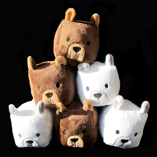 Squarebear Plush Toy
