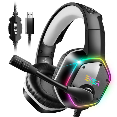 Eksa e1000 7.1 virtual sound gaming headset(postage included)