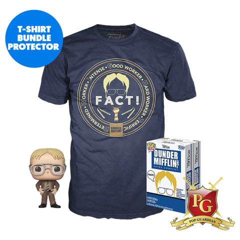 T SHIRT BUNDLE POP VINYL PROTECTOR