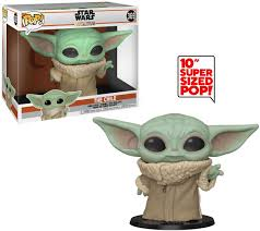 "THE CHILD 10"" POP VINYL PROTECTOR"