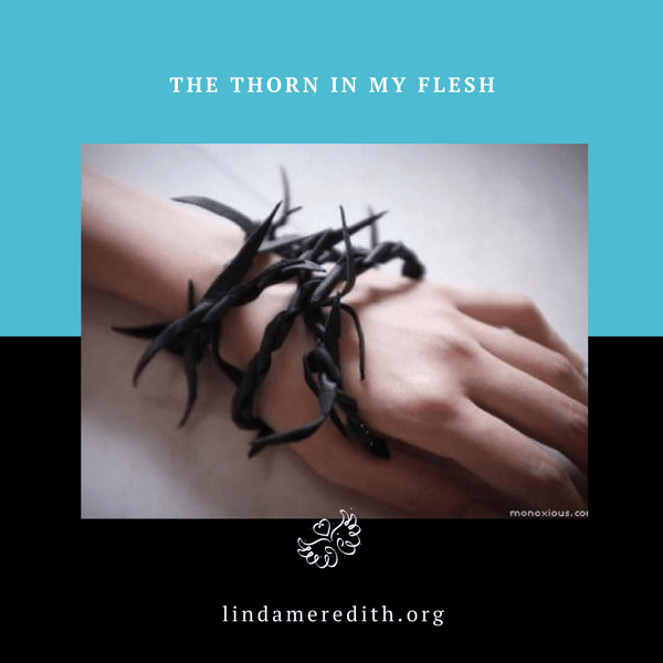 The Thorn in My Flesh