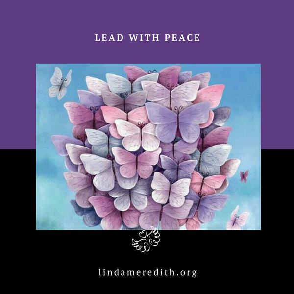 Lead with Peace