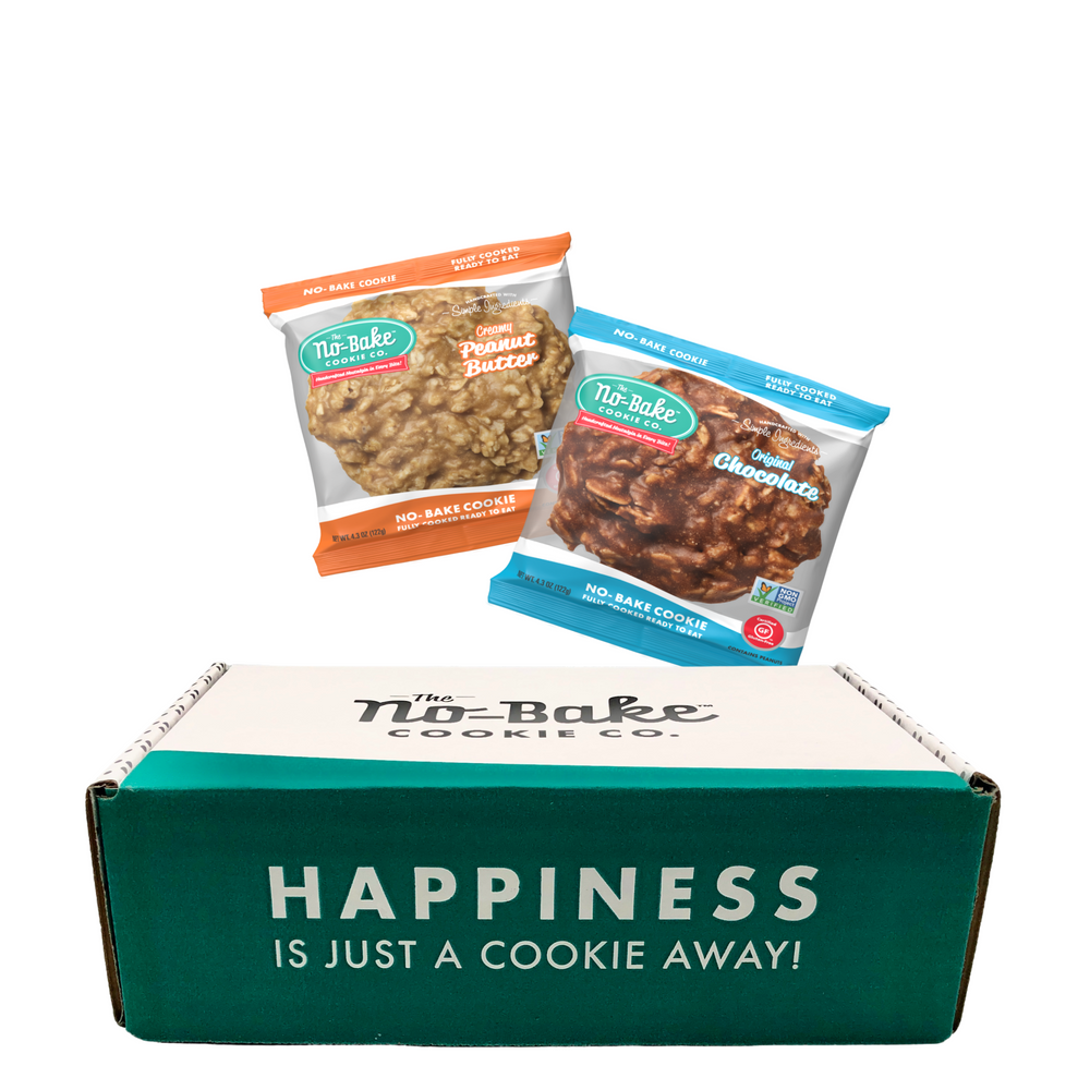 NEW! Nostalgic Favorites Box              10 Cookies