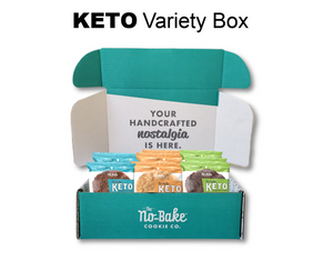 NEW! KETO Variety Box