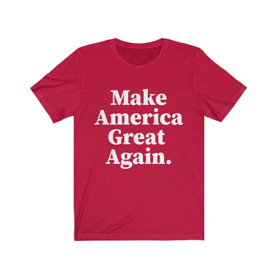 Make America Great Again MAGA T Shirt
