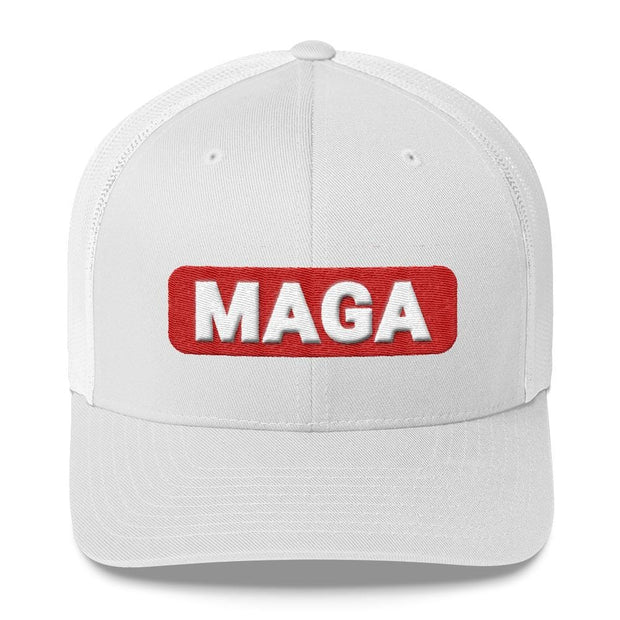 Embroidered MAGA hat