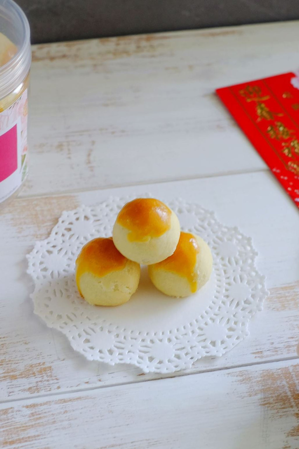 Original Melt-in-Mouth Pineapple Tarts
