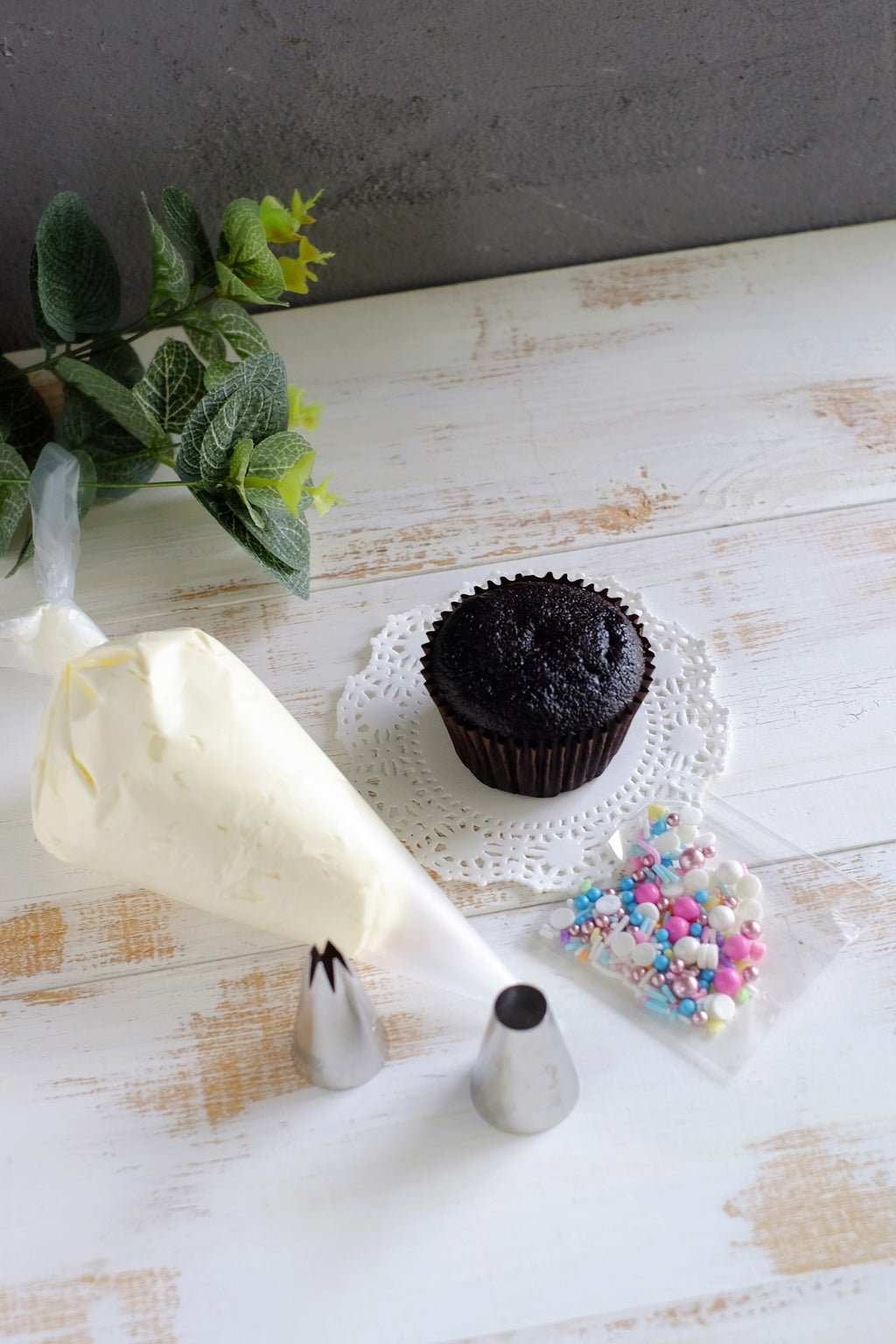 Decorate-It-Yourself Cupcake Kit (Regular Size)