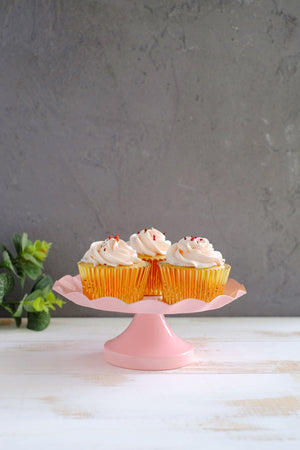 Pink Cupcakes Stand