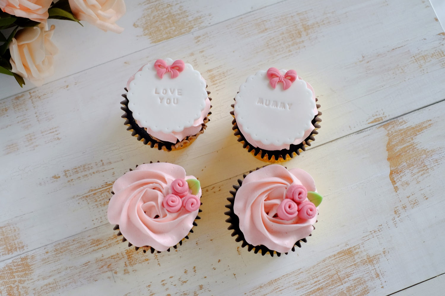 Mother's Day 2019 Cupcakes