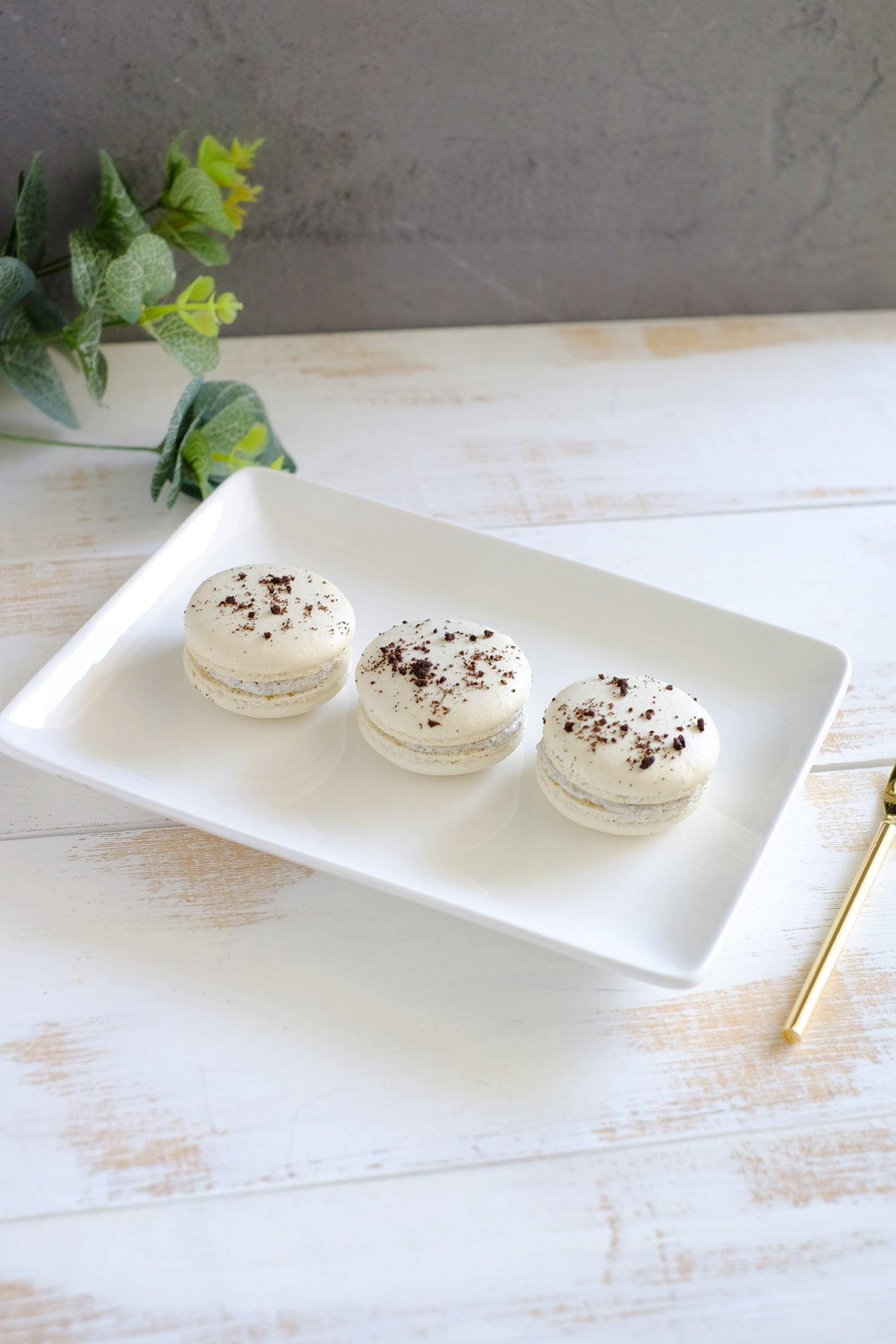Oreo Macarons (From $2/Pc)