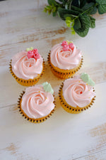 Rose Cupcakes Workshop (23 Mar 19)