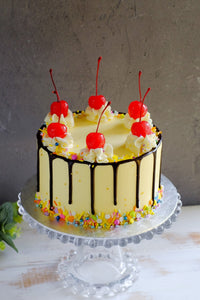 Sundae Funday Cake (Other Colors Available)