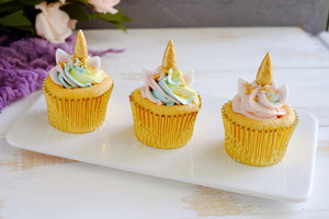 Unicorn Cupcakes ($5/Pc)
