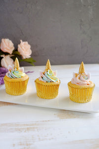Unicorn Cupcakes (6 / 12 Pcs)