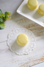 Lemon Curd Macarons (From $2/Pc)