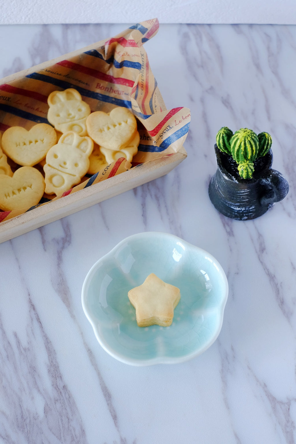 Star Cookie Party Favor Packs