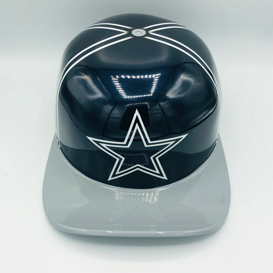***SOLD*** Custom Painted Doughboy Lid - Dallas Cowboys Snapback