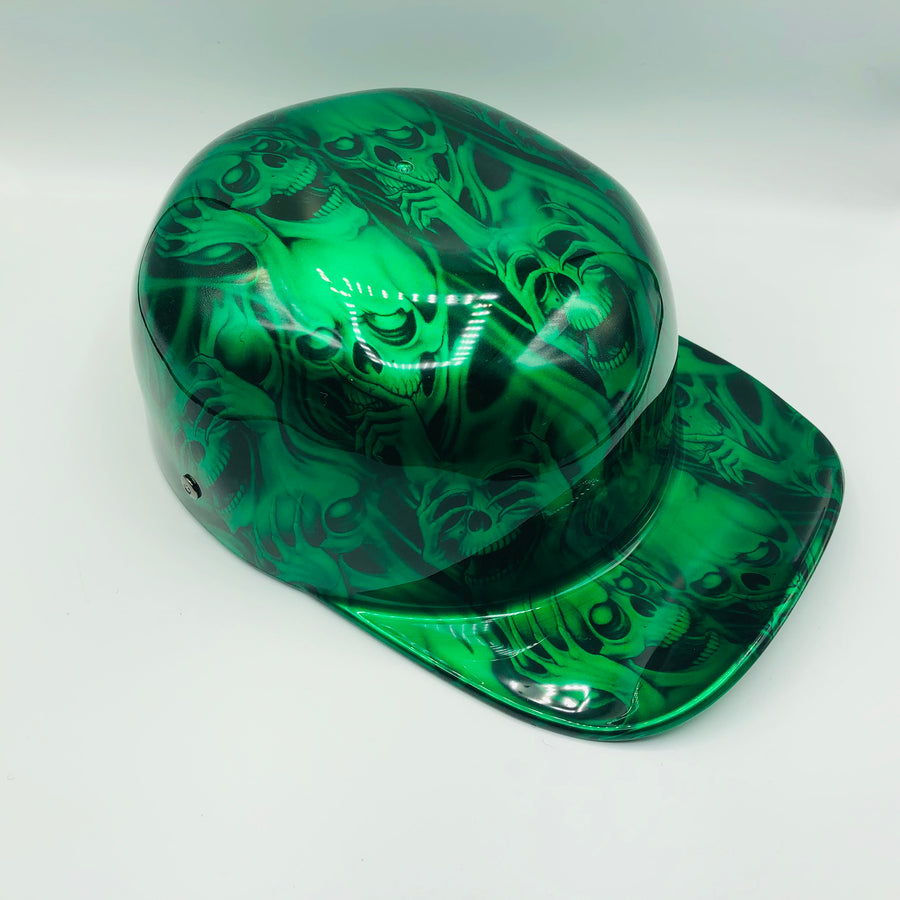 Hydrodipped Doughboy - Green Hear No Evil