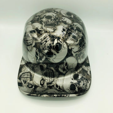 Hydrodipped Doughboy Lid - One-eyed Max (Not in Stock! More being dipped!)