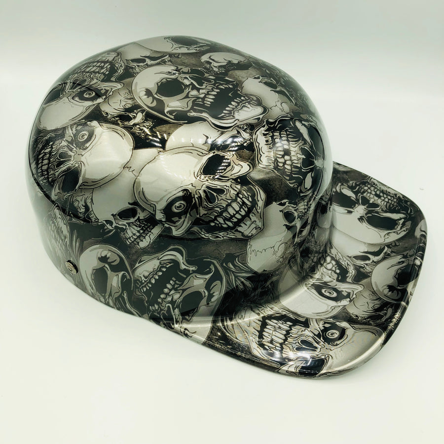 Hydrodipped Doughboy Lid - One-eyed Max