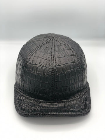 Custom Doughboy Lid - Leather - Alligator