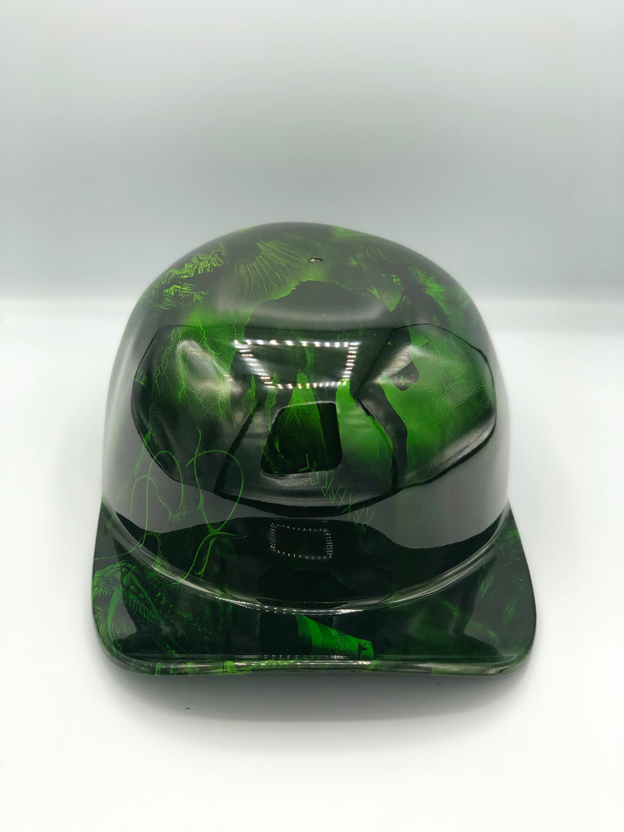 Hydrodipped Doughboy - Ragnarok Green