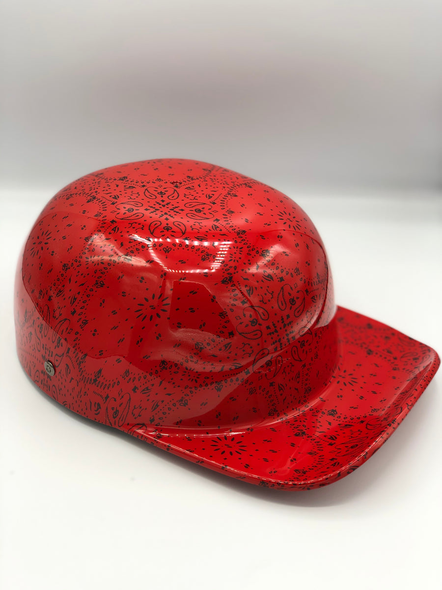 Hydrodipped Doughboy - Red Bandana