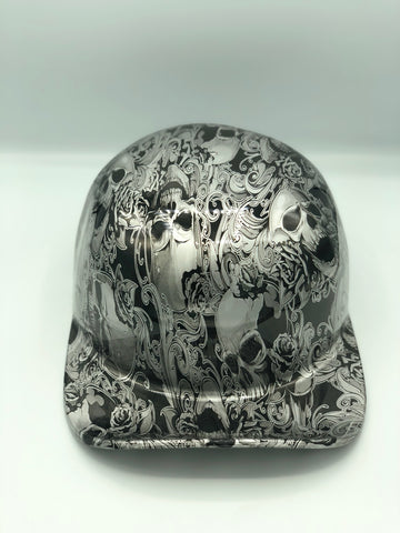 Hydrodipped Doughboy - Skulls & Filigree