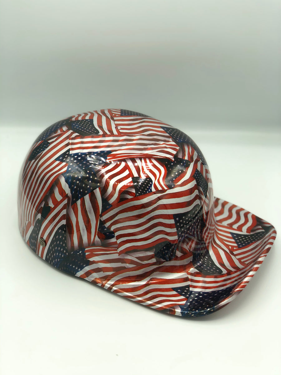Hydrodipped Doughboy - Star Spangled Banner