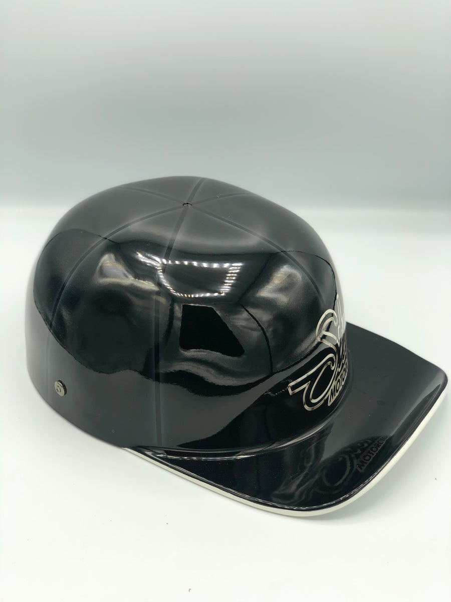 Custom Painted Doughboy Lid - Sturgis Black