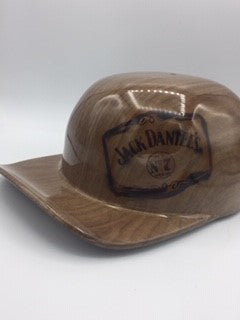 Hybrid Doughboy (Custom Painted & Hydrodipped) - Jack Daniels branded Woodgrain Hydrodip
