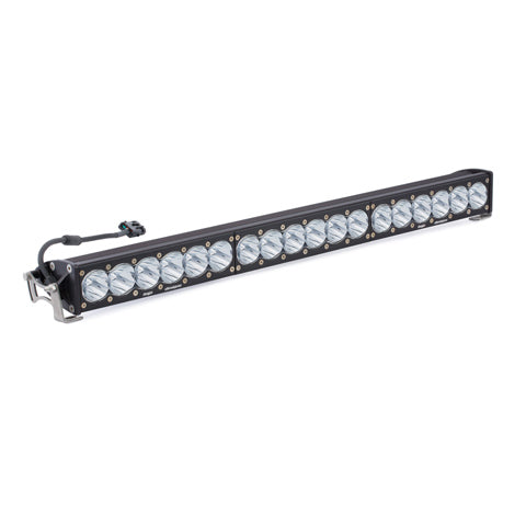 30 Inch LED Light Bar High Speed Spot Pattern OnX6 Series Baja Designs