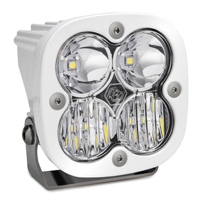 LED Light Pod White Clear Lens Driving/Combo Pattern Squadron Pro Baja Designs