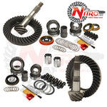 05+ Toyota Tacoma W/O E-Locker 4.56 Ratio Gear Package Kit Nitro Gear and Axle