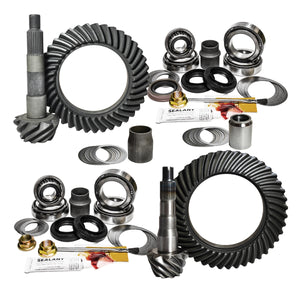 98-07 Toyota 100 Series W/E-Lock 4.30 Ratio Gear Package Kit Nitro Gear and Axle