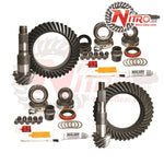 05-10 Jeep Grand Cherokee WK/Commander XK 4.11 Ratio Gear Package Kit Nitro Gear and Axle