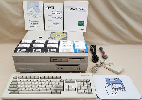 Commodore Amiga 2500 Desktop Computer - CA1074814