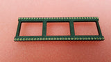 68000 68010 64 Pin Machined CPU Socket Extension Amiga 500 2000 ATARI APPLE MAC