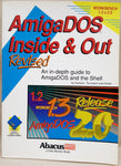 AmigaDOS Inside & Out Revised Abacus Book with Companion Disk for Commodore Amiga