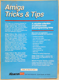 Amiga Tricks & Tips Abacus Book #5 with Companion Disk for Commodore Amiga