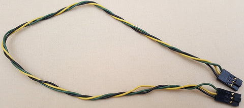 "14"" Internal Serial Control Data Cable by DPS/LEITCH for Commodore Amiga 2000 2000HD 2500 TBC V-SCOPE PAR"