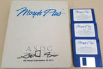Morph Plus v1.2.0 ©1992 ASDG Inc. for Commodore Amiga