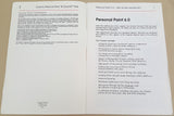 Personal Paint v6.0 ©1992-1994 Cloanto Supplement Manual Only for Commodore Amiga