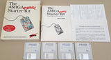 Aegis Images, Animator, ArtPak and Arazok's Tomb for Commodore Amiga