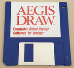 Aegis Draw v1.0 ©1985 Aegis Development Inc. for Commodore Amiga