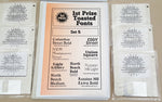 1st Prize Toasted Fonts Sets 1-5 ©1991 Allied Studios for Commodore Amiga Video Toaster