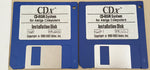 CDx v2.00 ©Xetec 1990-1993 CD-ROM Software for Commodore Amiga